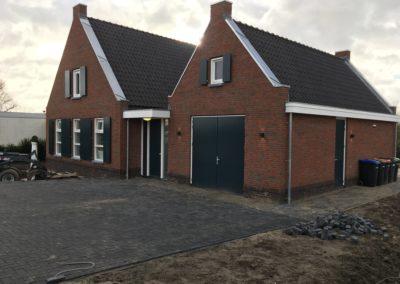 Vrijstaande woning Develweg te Heerjandam