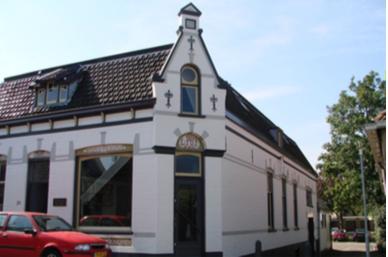 Gevelrenovatie Barendrecht (monument van het jaar 2012)
